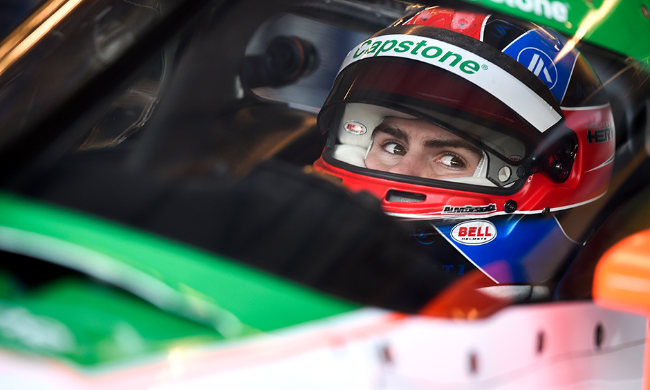 Colton Launches to 2nd in the NTT INDCAR Championship with Pair of Top Fives at Road America