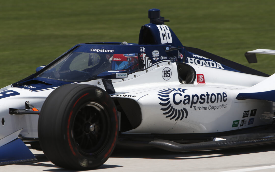 Seventh for Colton in Season Opener at Texas