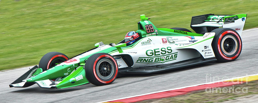 Colton Races to 5th in Round 1 at Road America