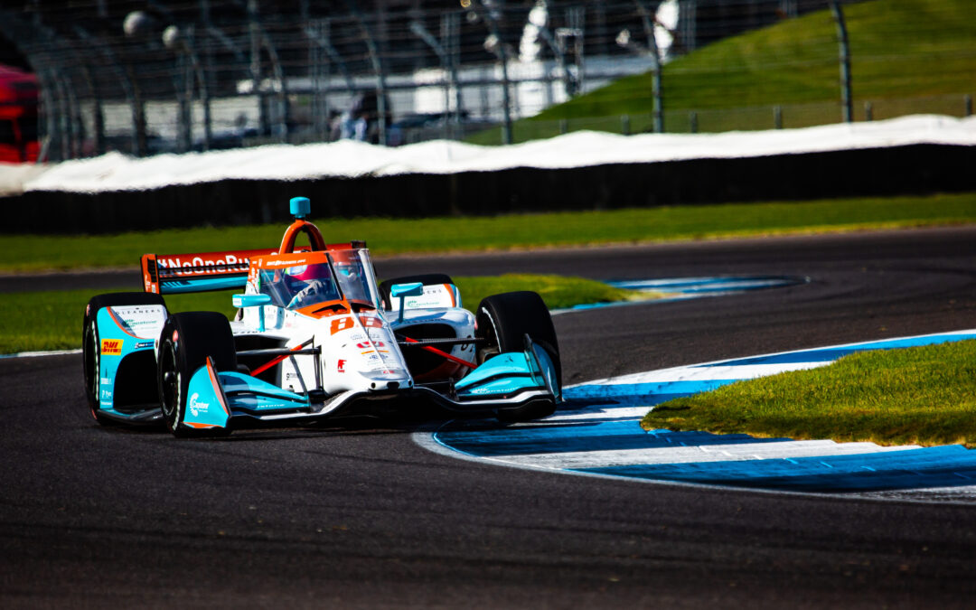 Colton Opens Harvest GP 3rd Quick at Indy