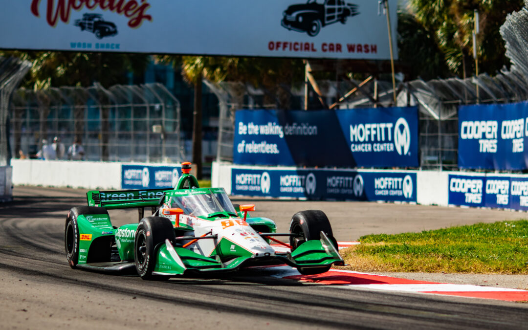 Sophomore Success, Colton Finishes 3rd in 2020 INDYCAR Championship