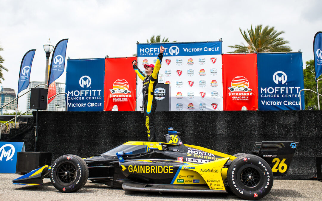 GAINBRIDGE AND COLTON HERTA TO REMAIN WITH ANDRETTI AUTOSPORT  WITH MULTI-YEAR EXTENSION