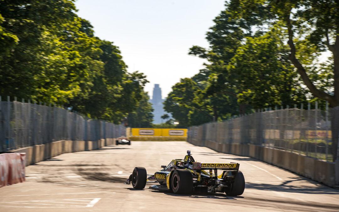 Double Header in Detroit – Race 1