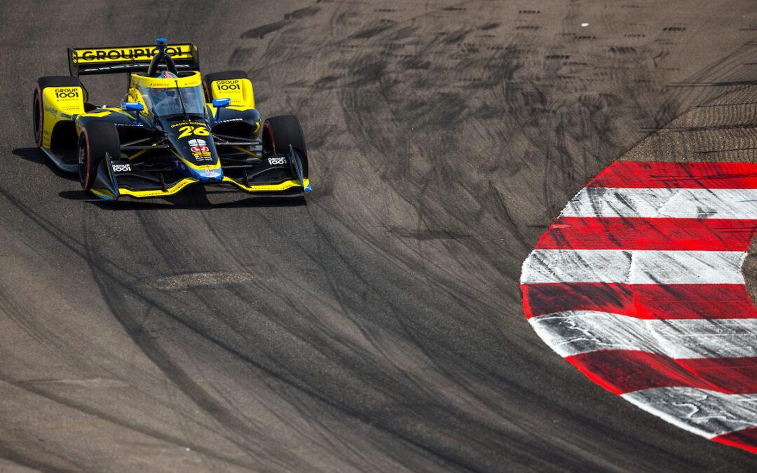 Chevrolet Detroit Grand Prix Doubleheader – Pre-Race Notes