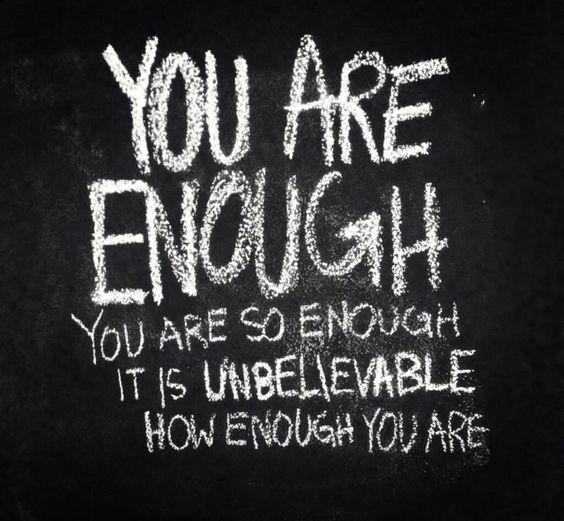You Are Man Enough, You Are Woman Enough