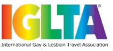 International Gay & Lesbian Travel Association Logo