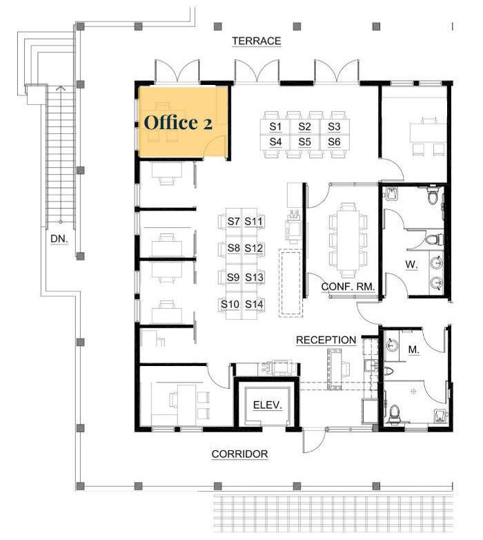 KeySpace   Private Office 2