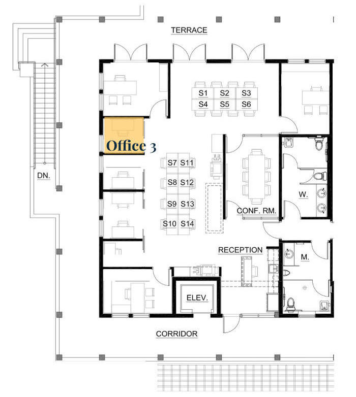 KeySpace   Private Office 3