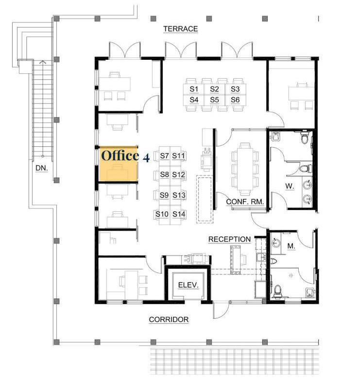 KeySpace   Private Office 4
