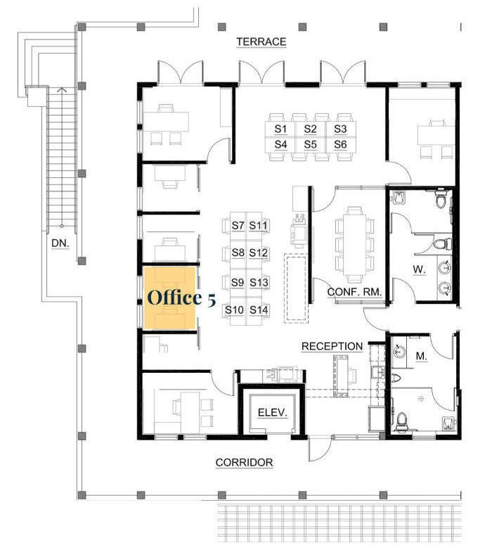 KeySpace   Private Office 5