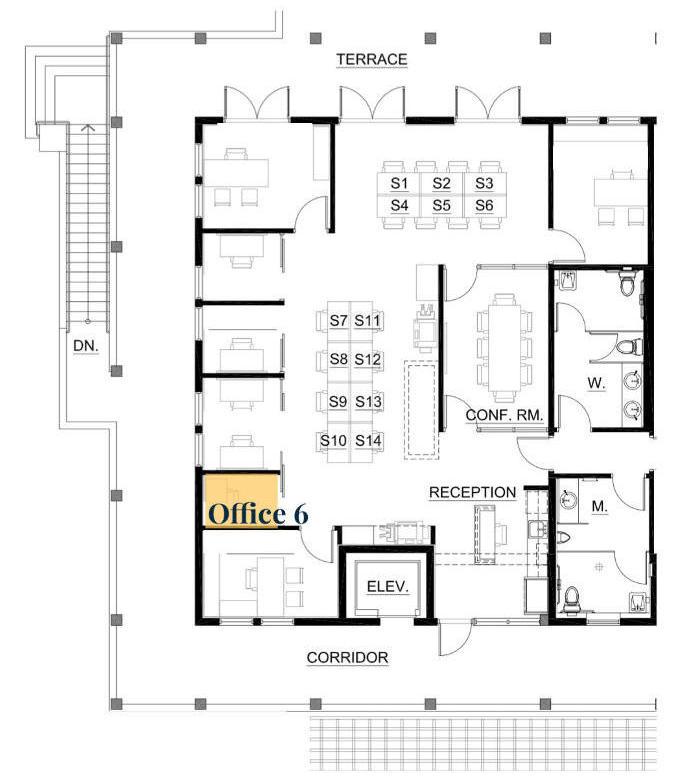 KeySpace   Private Office 6