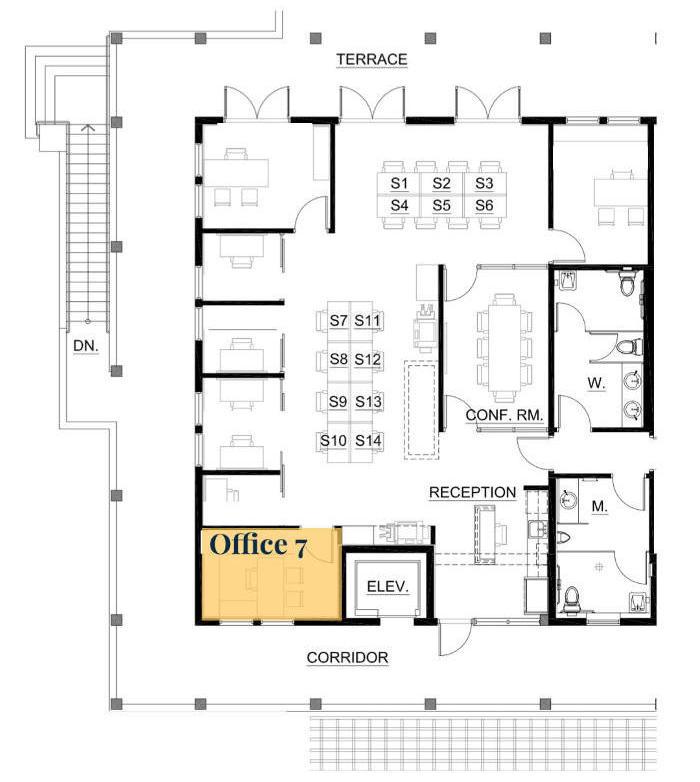 KeySpace   Private Office 7