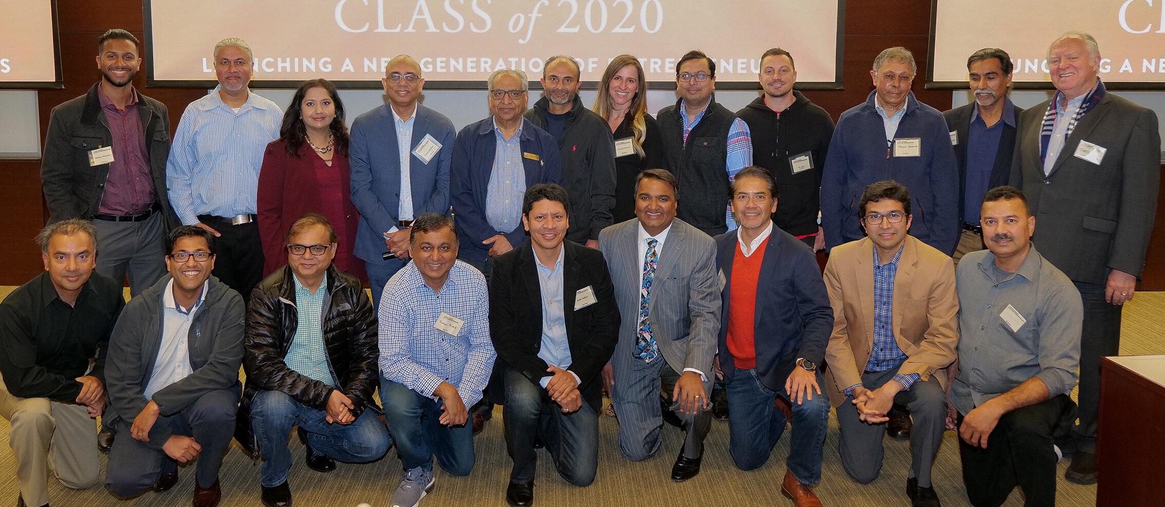 Group photo of TYE mentors