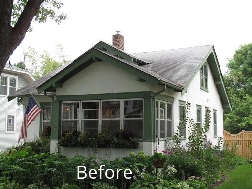 Before sanctuary remodel