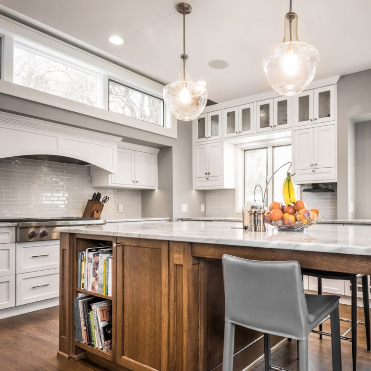 Modern kitchen remodel