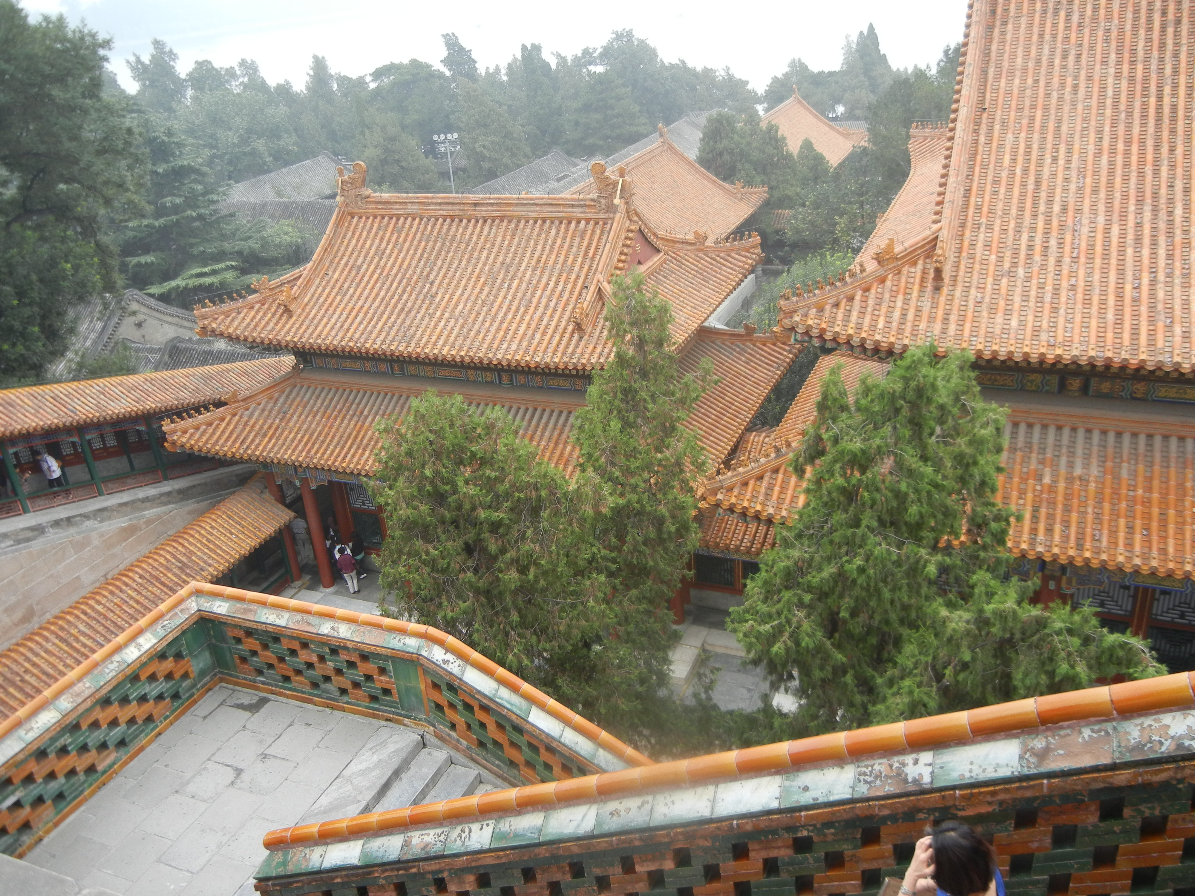 Chinese Architecture Even The Roof Reveals Roots Of Ancient Chinese Thought