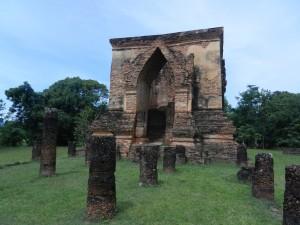 Wat Traphang Thong Lang, Sukhothai, Thailand.