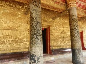 Wat Mai's entrance, Luang Prabang, Laos