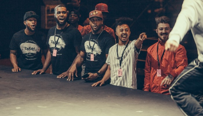 The D.R.E.A.M. Ring (Manchester International Festival; Photo - SODIUM)