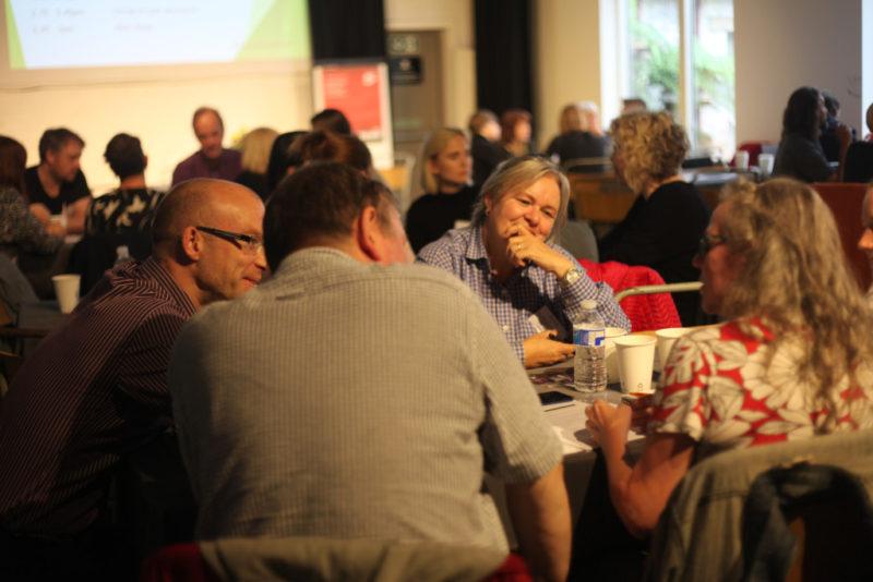 LWMA event, September 2018 (Cobden Works, Salford)