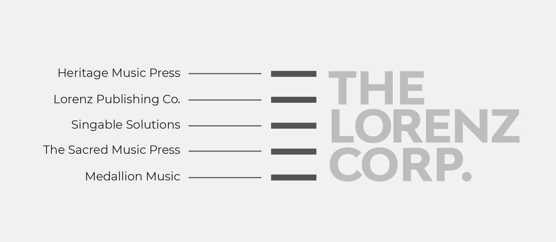 Lorenz-Logo-Representation