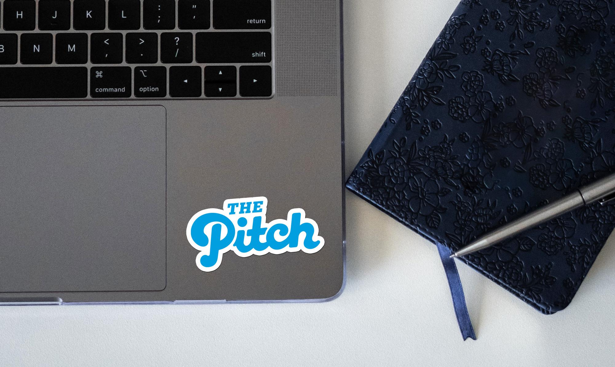 Sticker-on-Laptop-Mockup