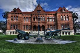 Old Orange County Courthouse