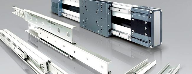 Rollon Linear Bearings & Actuators