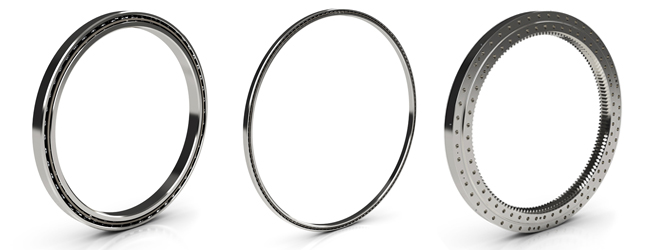 Kaydon Thin Section Bearings & Slewing Rings