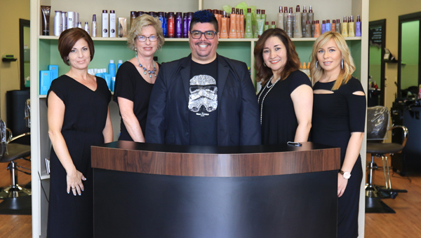 Hoover residents can be pampered and fixed up at salon