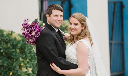 Christie Eyer & Reed Beeker: A Birmingham Wedding