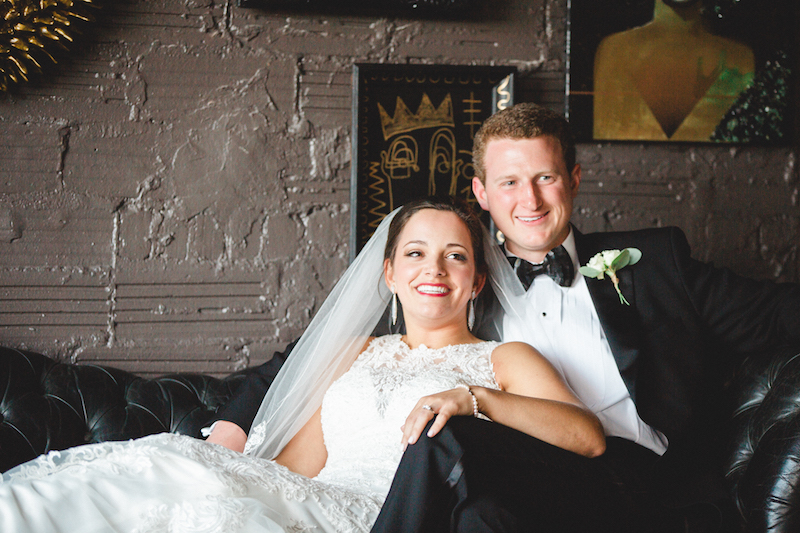 Mallory Murphy & Bill Nabors: A Birmingham Wedding