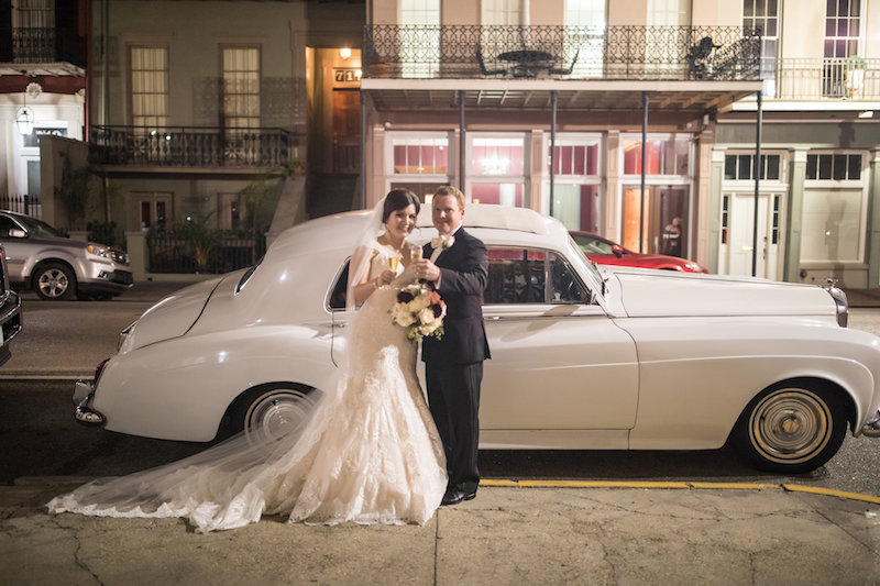 Katelyn Englert & Michael Staley: A Louisiana Wedding