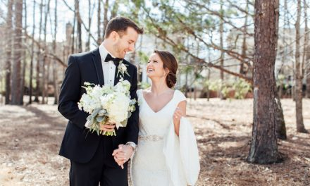 Nicole Renno & Russell Cready: A Hoover Wedding