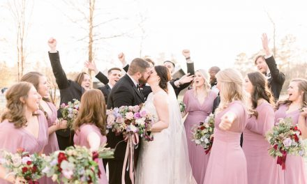Ashleigh Fox & Alex Edmonson: A Hoover Wedding