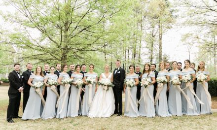 Mary Kate McCluney & John David Galloway: A Hoover Wedding