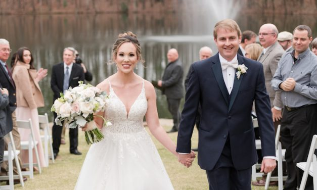 Shannon Ward & Kyle Driver: A Hoover Wedding