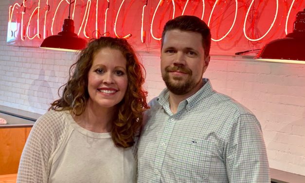 Q&A with MOOYAH Burgers Owners Jordan and Carrie Barrow
