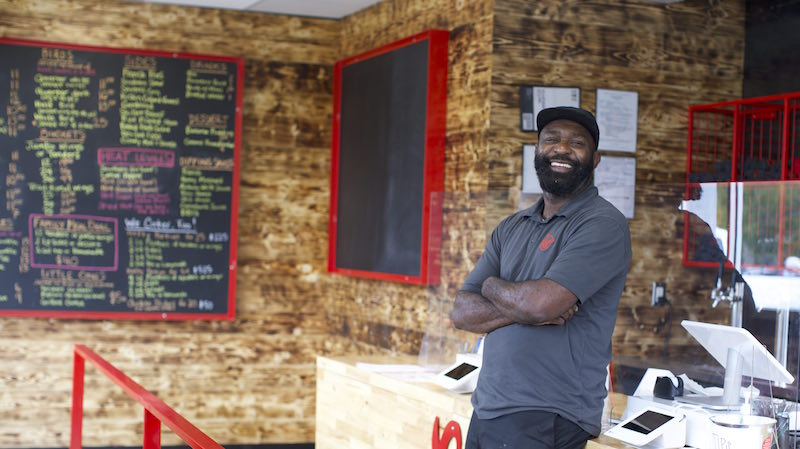 A Taste of Eugene's Hot Chicken