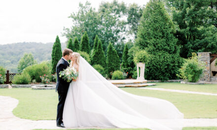 Lakin Lawler & Layton Powell: A Hoover Wedding