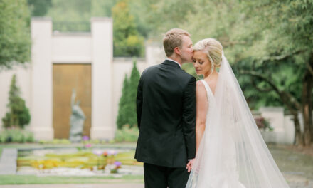 Sloane Bell & Brock Phillips: A Hoover Wedding