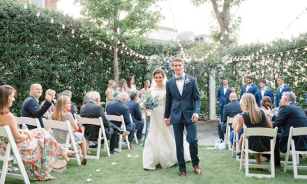 Maryellen Newton & Ben Morgan: A Hoover Wedding