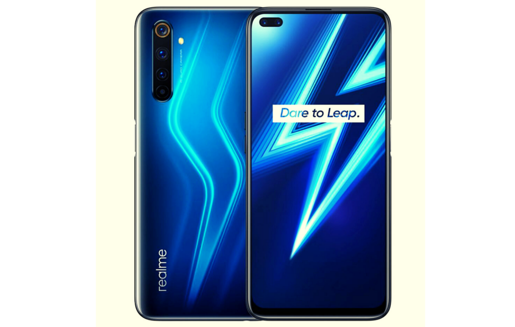 Realme 6 pro with Best camera
