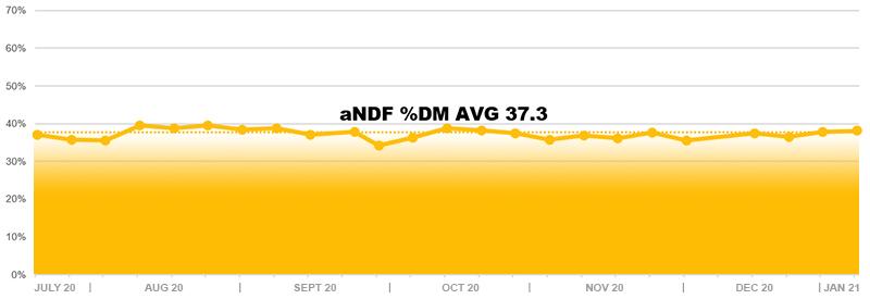 aNDF Chart