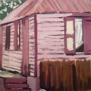 Pink Houses, St. Marteen