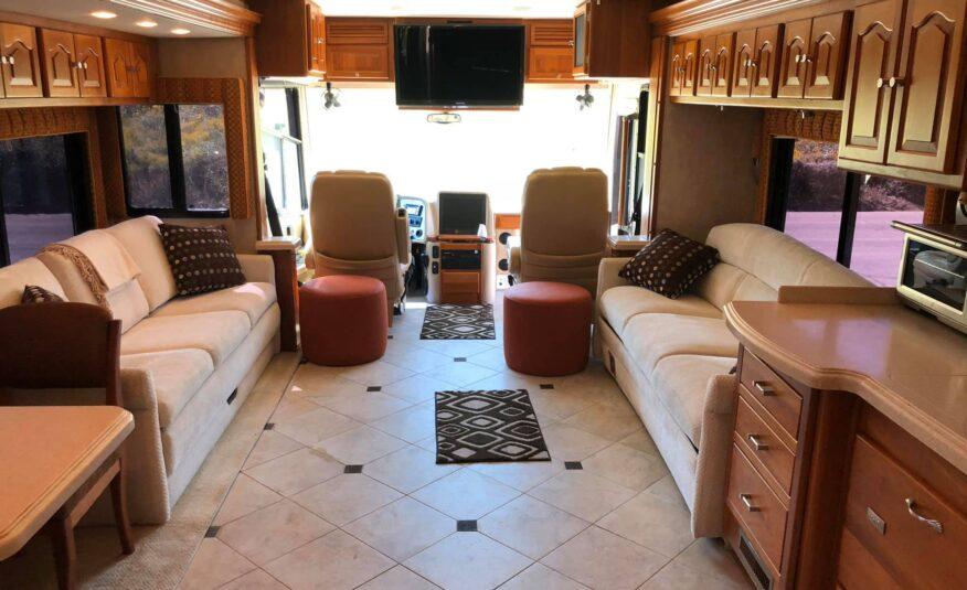 2007 43' QRP Tiffin Allegro Bus Luxury Travel Coach