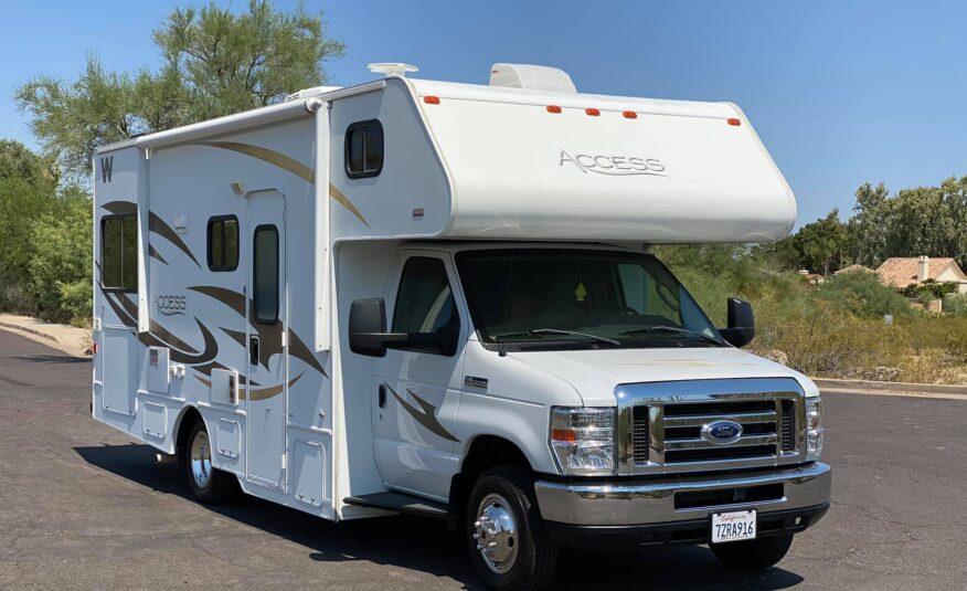 For Sale – 2014 Winnebago Access 26' C-Class E-Series