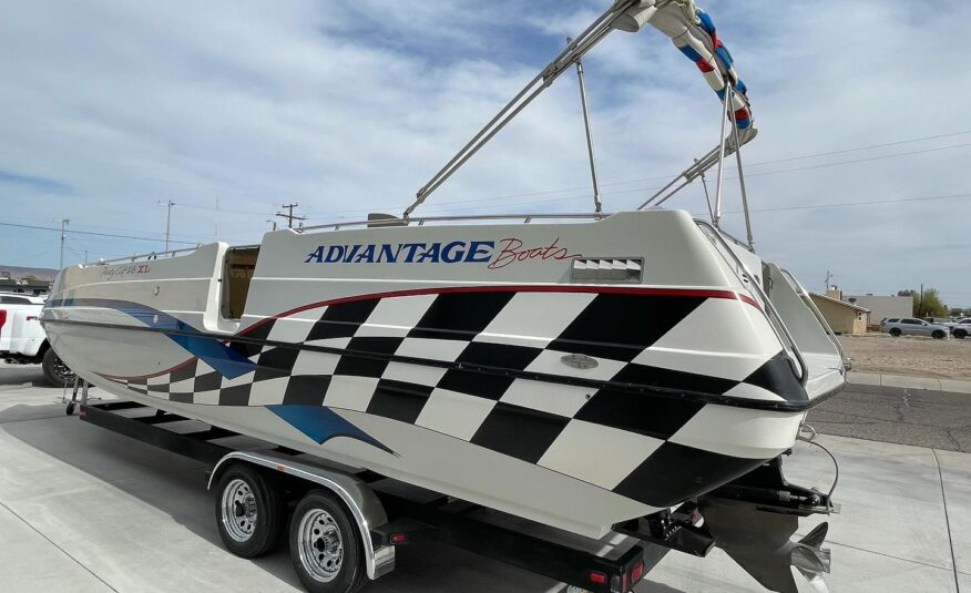 1996 Advantage 28XL Party Cat – $59,000