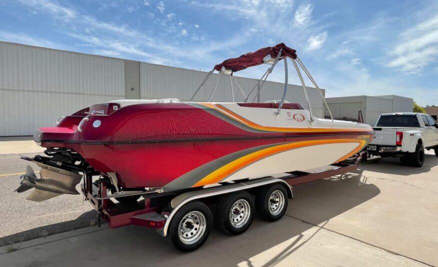 2005 SC-277 HTM Deck Boat
