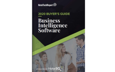 2020 Hotel Business Intelligence Tool Buyer's Guide